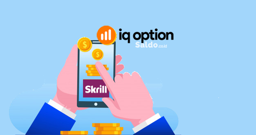 cara deposit iq option